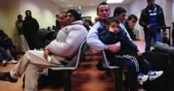 جرمنی،سیاسی پناہ کے مسترد درخواست گزاروں کی ملک بدری تیز کرنے کے لیے ملکی پارلیمان کے ایوان زیریں نے ایک قانونی بل منظور