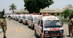 پاکستان کے اہم شہر میںافسوسناک حادثہ ، 8افراد جاں بحق ، 35زخمی، اضافے کا خدشہ