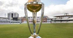 آئی سی سی ورلڈ کپ کے میچز کا آغاز جمعرات سے ہوگا