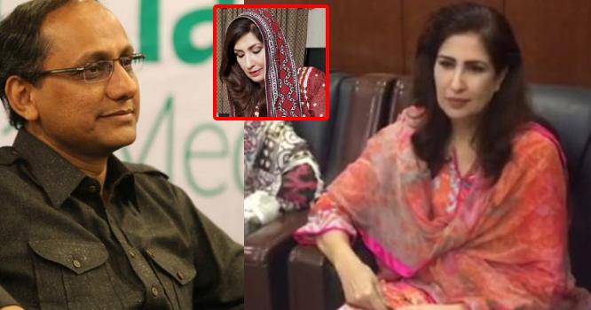 پاکستانی سیاستدان شہلا رضا اور سعید غنی کوبڑے ملک سے قتل کی دھمکی