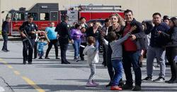 امریکی ریاست کیلی فورنیا کے شاپنگ مال میں فائرنگ، 2 افراد زخمی