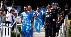 ورلڈکپ: نیوزی لینڈ آج بھارت کیخلاف اپنی نامکمل اننگز شروع کریگا