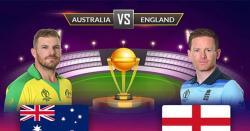 ورلڈکپ کے دوسرے سیمی فائنل میں آج آسٹریلیا کا انگلینڈ سے ٹاکرا