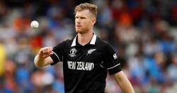 نیوزی لینڈ کے مایہ ناز کرکٹر نے ورلڈ کپ فائنل میں شکست دل پر ہی لے لی