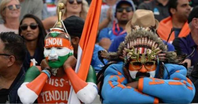 بھارت کی شکست کے بعد آئی سی سی کی چھوٹی سی حرکت نے ہندوستانیوں کے تن بدن میں آگ لگا دی