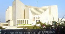 سپریم کورٹ نے وزیراعلیٰ سندھ کی نااہلی کی درخواست سماعت کیلئے منظور کرلی