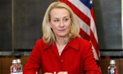 امریکی نائب معاون وزیر خارجہ ایلس ویلز پاکستان پہنچ گئیں