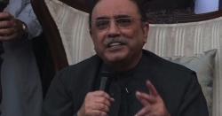 بھارت بخوبی جانتا ہے کہ پاکستان میں پولیٹیکل ٹیلرنگ ہورہی ہے، زرداری