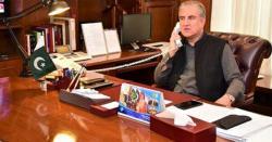 مقبوضہ کشمیر کی صورتحال: شاہ محمود کا جنوبی افریقہ کی ہم منصب کو فون