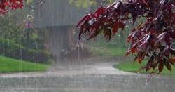 کہیں گرمی اور کہیں گرج چمک کے ساتھ بارش کا امکان