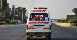 پیپلزپارٹی کے اقلیتی رکن اسمبلی نوید عامر حادثے میں زخمی