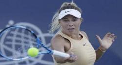 امریکن کھلاڑی آمانڈا اینی سیمووا والد کی موت کے باعث یو ایس اوپن ٹینس ..