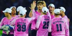انگلش ٹی 20 کرکٹ لیگ : سسیکس اور ڈربی شائر کی فتوحات
