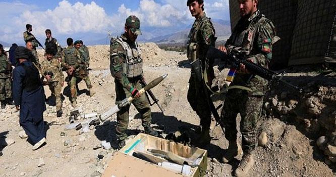 افغانستان میں سکیورٹی فورسز کا آپریشن،  51 طالبان ہلاک