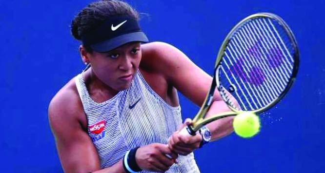 اوساکا، کینن، کزنٹسوا اور میڈیسن کیز نے سنسناٹی ماسٹرز ٹینس ویمنز ..