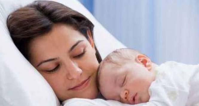 ماں بننا بہت بڑی نعمت ہے