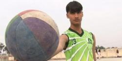پاکستانی شہری دنیا کا دوسرا باسکٹ بال پلےئر نکلا