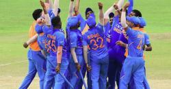 انڈر19ایشیاء کپ فائنل ۔۔۔بھارتی ٹیم کے 106رنز پرڈھیرہونے کے باوجودمیچ کاحیران کن نتیجہ آگیا