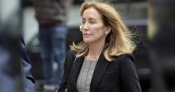 بیٹی کے کالج داخلے کیلئے رشوت دینے پر اداکارہ فلیسٹی ہفمین کو14دن جیل کی سزا سنا دی گئی