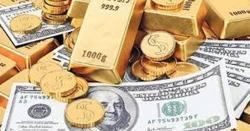 سونے اور ڈالر دونوں کی قیمتوں میں کمی واقع ہو گئی