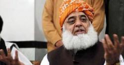 فضل الرحمان کا خرچہ بند ہو گیا ہے، اسلام آباد میں کوئی ان کا ساتھ نہیں دے گا، شہری