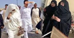 '' عمران خان کے سٹاف کا کہنا ہے کہ بشریٰ بی بی کا عکس شیشے میں نظر نہیں آتا ''