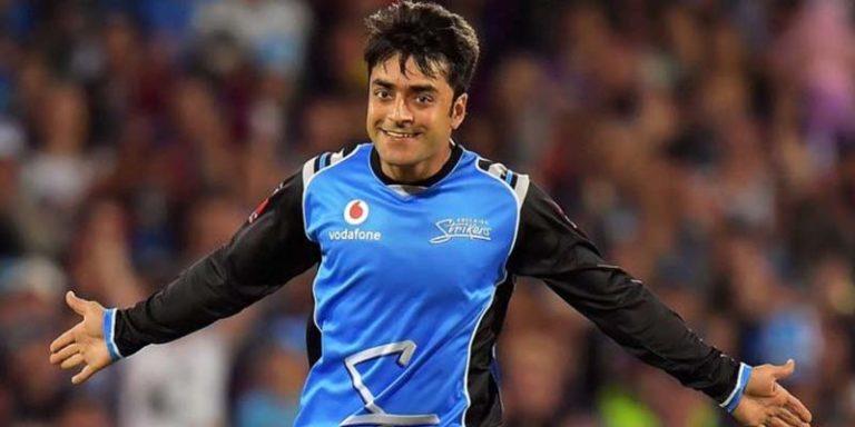 افغان کپتان راشد خان دنیا کے کم عمر ترین ٹیسٹ کپتان بن گئے