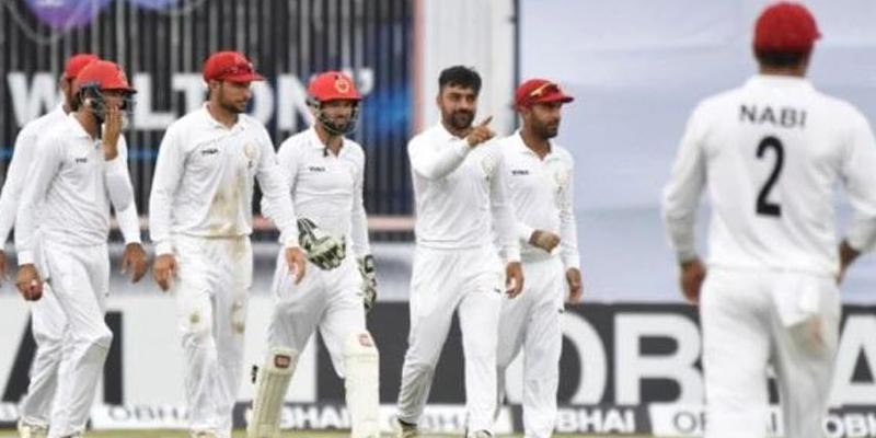 افغانستان نے بنگلہ دیش کو عبرتناک شکست دے کر ٹیسٹ کرکٹ میں پہلی فتح حاصل کر لی