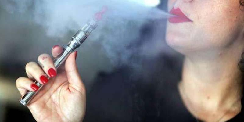 چین میں بھی ای سیگریٹ پر پابندی لگانے کا امکان،اعلان اکتوبر میں ہوگا