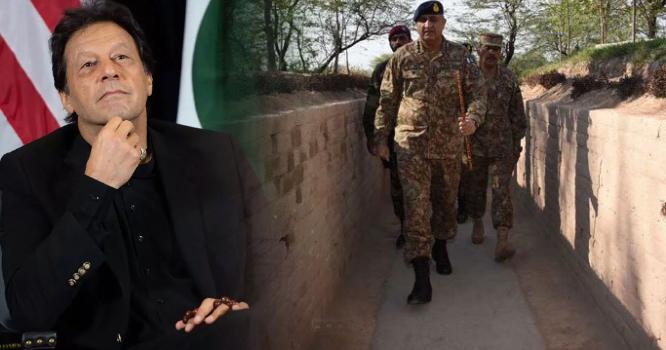 وزیر اعظم کی جنرل اسمبلی میں تقریر سے کچھ گھنٹے قبل پاک فوج کے سپہ سالار کا دبنگ بیان ، کشمیر کےحوالے سے وہ اعلان کردیا گیا