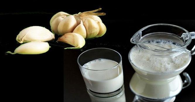 لہسن والے دودھ کے زریعے قبض اور پیٹ کی گیس کا انتہائی آسان علاج جس کے بعد آپ کو یہ مرض نہیں ہوگا