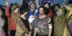 کراچی : خواجہ سراؤں نے پولیس اسٹیشن پر حملہ کردیا