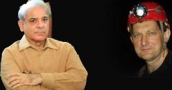 پاکستانی دوست پوچھتے ہیں کہ شہباز شریف نے مجھ پر مقدمہ کیا کہ نہیں