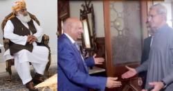 چوہدری سرور سے گورنر ہاؤس میں ملاقات