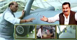 ''طیارے فرانس سے، پائلٹ جاپان سے، شکتی بھگوان سے اور جنگ پاکستان سے''