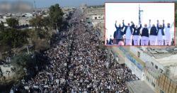 موجودہ حکومت سے ہر طبقے کے لوگ تنگ ہیں لہٰذا مولانا فضل الرحمان کا بھرپور ساتھ دیں گے