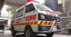 کراچی میں باپ بیٹے کا قتل معمہ بن گیا