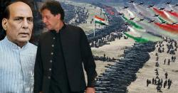 بھارتی وزیر دفاع نے اپنی فوج پاکستان بھیجنے کا عندیہ دیدیا