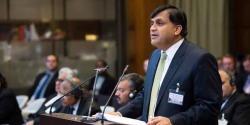 ''مسلح افواج اور عوام مادر وطن کا دفاع کرنا جانتے ہیں'' راجناتھ سنگھ کی جانب سے بھارتی فوج پاکستان بھیجنے کے بیان پر پاکستان نے بھی کرارا ج