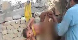 ماں سے ملنے کیوں گئے ، 3کمسن بچوں پر بہیمانہ تشدد کرنےو الے چچا کیخلاف عثمان بزدار کا فوری ایکشن