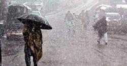 پاکستان میں خوب تیز بارشوں کی پیشگوئی کر دی گئی