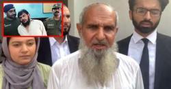 صلاح الدین کے والد نے پاکستان کی کس معروف شخصیت کے کہنے پر پولیس اہلکاروں کو معاف کیا تھا