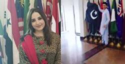 حریم شاہ کے بعد دفتر خارجہ میں ایک اور ٹک ٹاک سٹار کی ویڈیو سامنے آ گئی