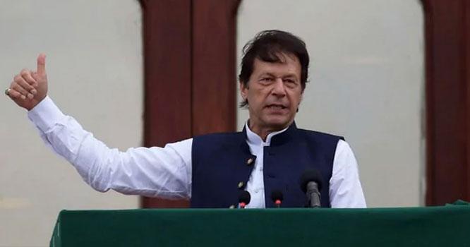 ''آزاد کشمیر کے لو گو ں میں پا یا جا نے والا کر ب سمجھ سکتا ہو ں ''عمران خان