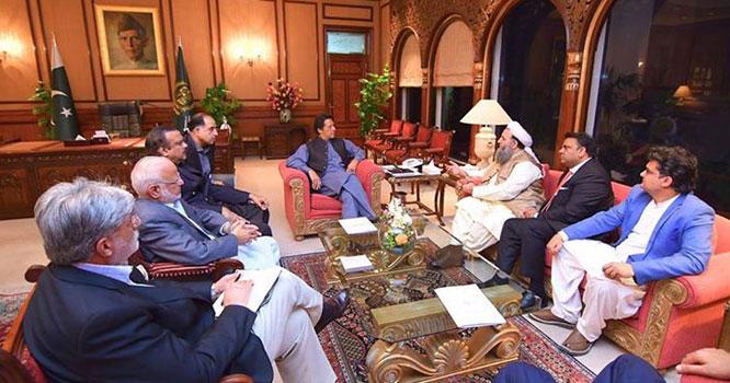 'پاکستان میں ریاست مدینہ قائم ہو کر رہے گی'پیر نورالحق قادری