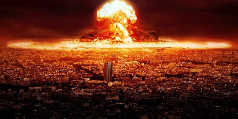 بھارت کا چپہ چپہ پاکستان کے صرف 2میزائلوں کی رینج میں!ایٹم بم پھٹنے کے بعد 10 سیکنڈ کے اندر کیا ہوگا؟سائنسدانوں نے خوفناک خطرے سے آگاہ کردیا