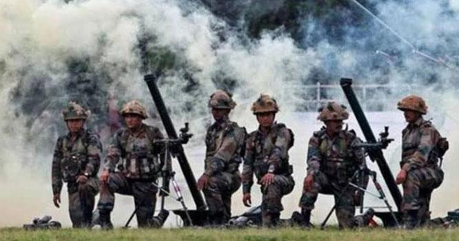 سیری:   لائن آف کنٹرول پر بھارتی فوج کی بلااشتعال فائرنگ