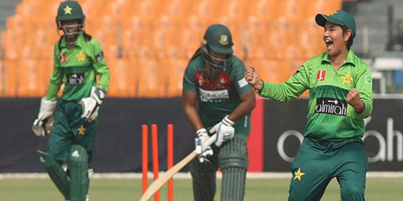 شائقین کرکٹ کےلئے خوشخبری، پاکستان وویمن ٹیم نے بنگلہ دیش کو ٹی 20سیریز میں کلین سوئپ کر دیا