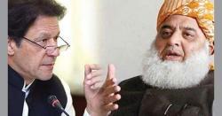 حکومت نے بات نہ مانی تو معاملات خطرات کی طرف جا سکتے ہیں،مولانا فضل الرحمان سخت فیصلے لینے کی تیار