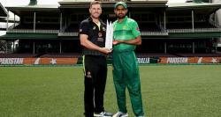پہلے ٹی ٹوئنٹی میں پاکستان کا آسٹریلیا کو جیت کیلئے 119 رنز کا ہدف
